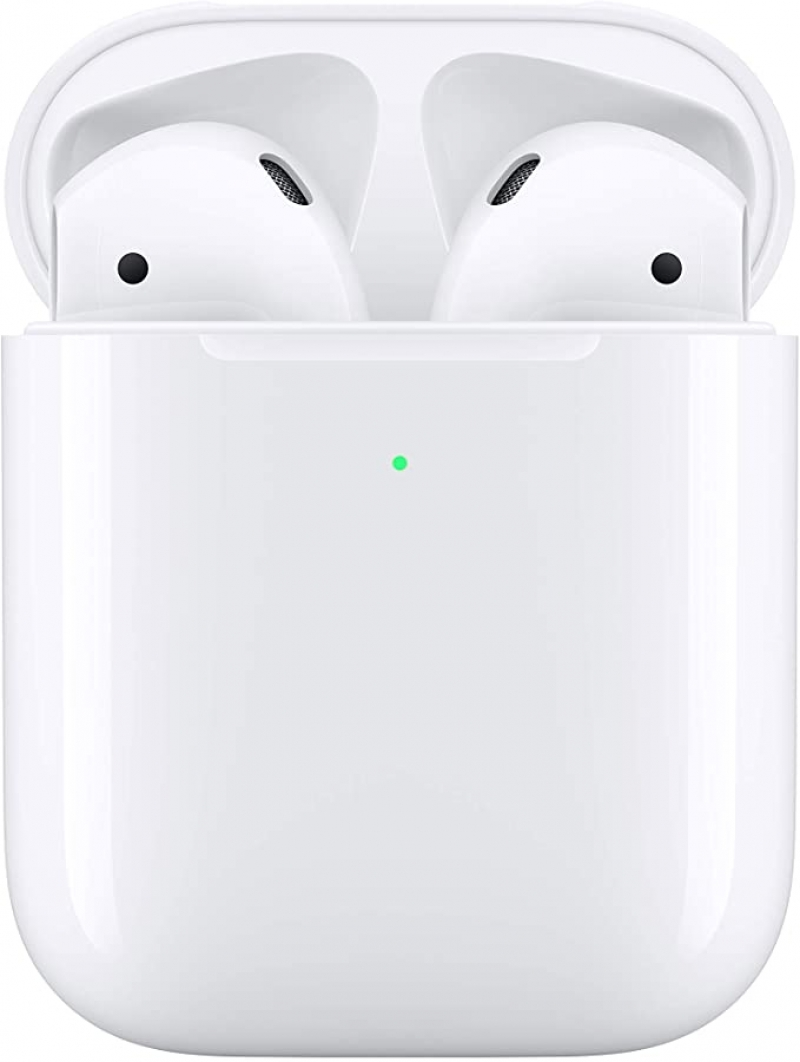 ihocon: Apple AirPods with Wireless Charging Case (無線充電盒)
