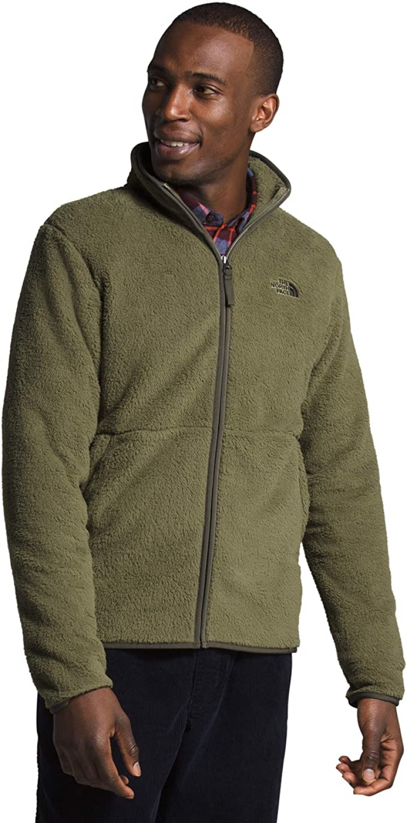 ihocon: The North Face Men's Dunraven Sherpa Full Zip   男士夾克-多色可選