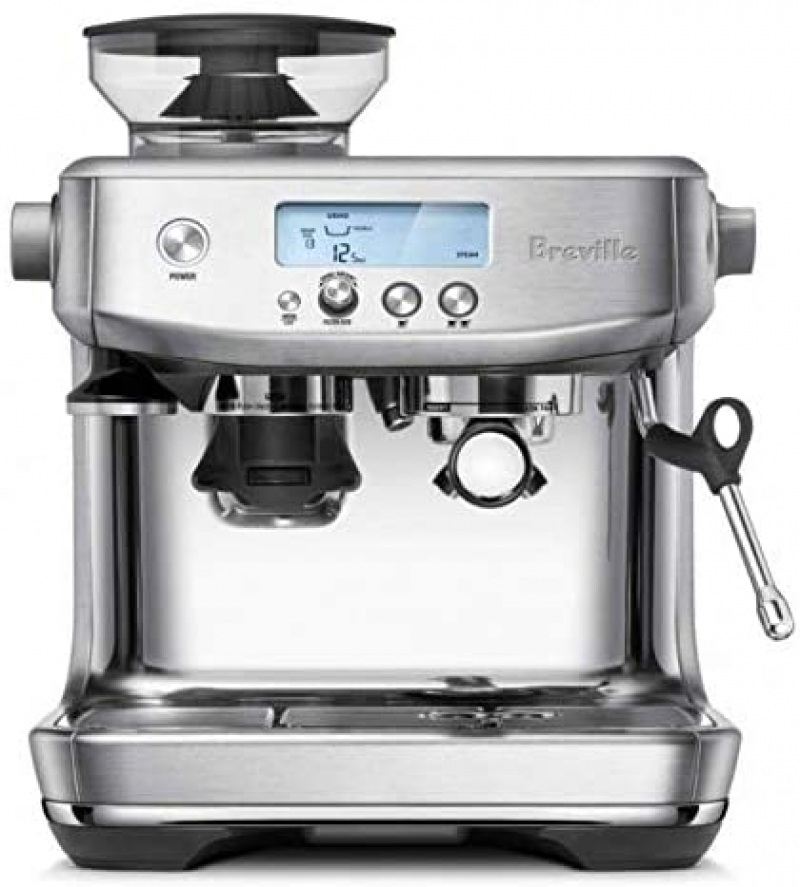 ihocon: Breville BES878BSS Barista Pro Espresso Maker 義式咖啡機
