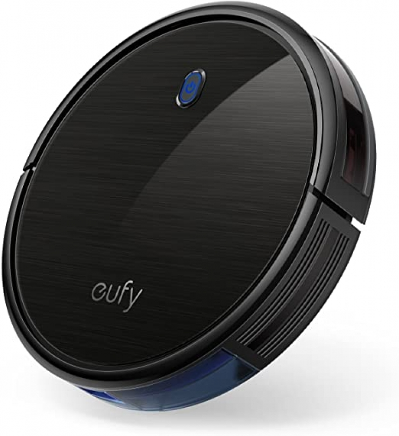 ihocon: Eufy Boost IQ RoboVac 11S Self-Charging Robotic Vacuum Cleaner (Black) 自充電吸地機器人