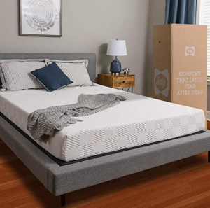ihocon: Sealy 8吋 Memory Foam bed in a box記憶棉床墊