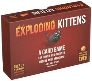 ihocon: 桌遊 - Exploding Kittens Card Game 爆炸小貓紙牌遊戲