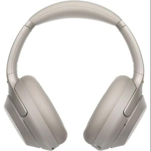 ihocon: Sony Wireless Noise-Canceling Headphones - Silver 索尼無線降噪耳機 - 銀色