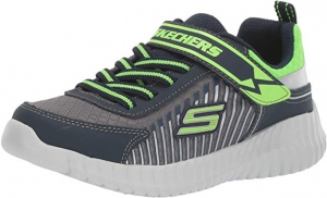 ihocon: Skechers Kids' Elite Flex-Spectropulse Sneaker 童鞋