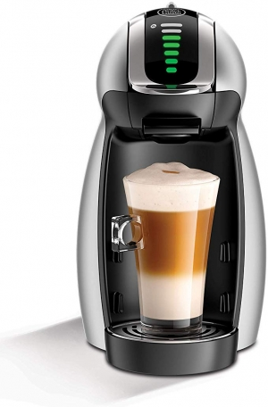 ihocon: NESCAFÉ Dolce Gusto Coffee Machine, Genio 2, Espresso, Cappuccino and Latte Pod Machine 膠囊咖啡機