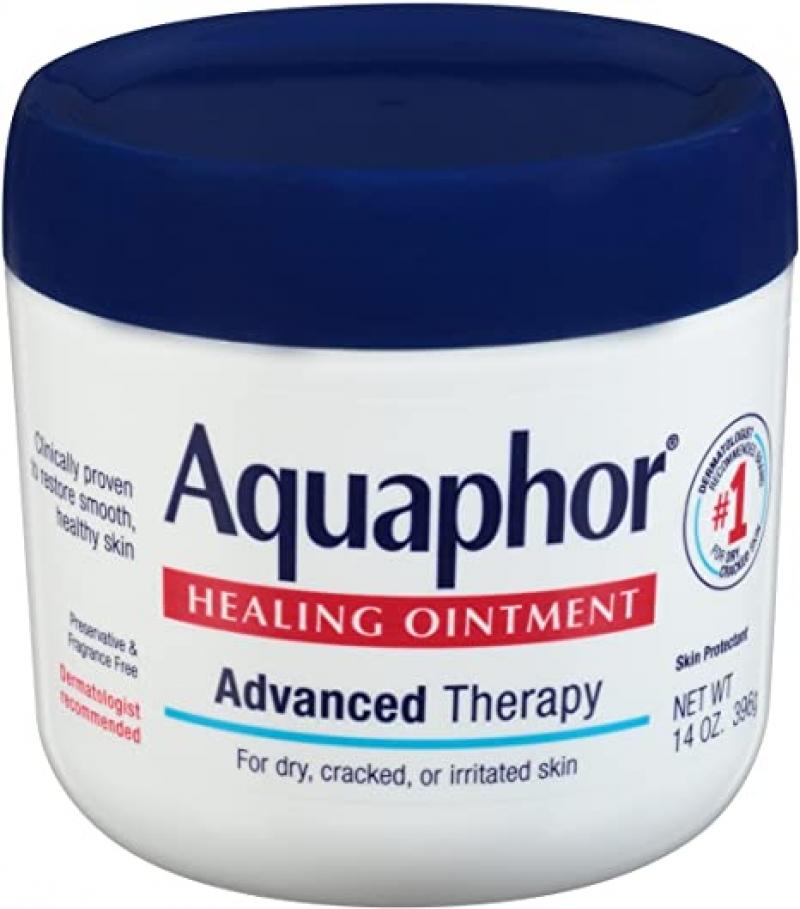 ihocon: Aquaphor Healing Ointment, 14 oz. Jar 保濕修復霜
