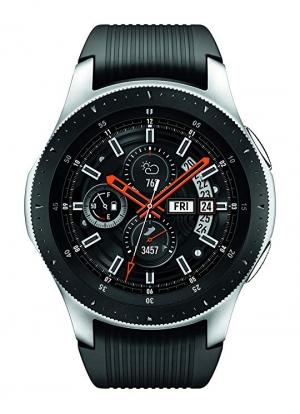 ihocon: Samsung Galaxy Smartwatch (46mm) Silver (Bluetooth), SM-R800NZSAXAR – US Version with Warranty 智能錶