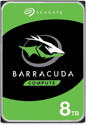 ihocon: Seagate BarraCuda 8TB 3.5 SATA III 6Gb/s Internal Hard Drive (ST8000DM004) 內置硬碟