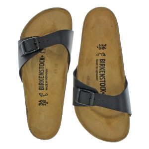 ihocon: Birkenstock Women's Madrid Birko-Flor EVA Slide Sandals 勃肯女鞋