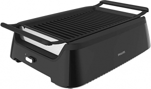 ihocon: Philips Smoke-less Indoor BBQ Grill, Avance Collection 飛利浦無菸室內燒烤爐