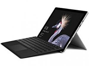 ihocon: Microsoft Surface Pro 12.3 128GB Wi-Fi Windows Tablet with Intel Core M3-7Y30 (Dual-Core) / 4GB RAM (7th Gen) (Silver)