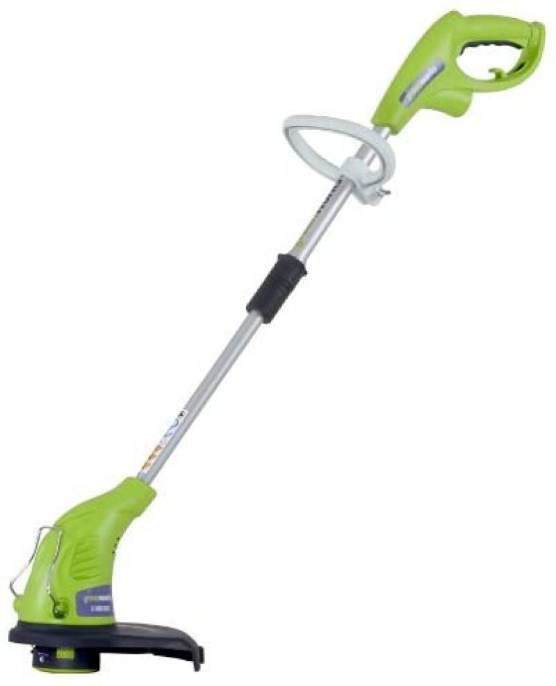 ihocon: Greenworks 13-Inch 4 Amp Electric Corded String Trimmer 電動草地除邊機(有線)