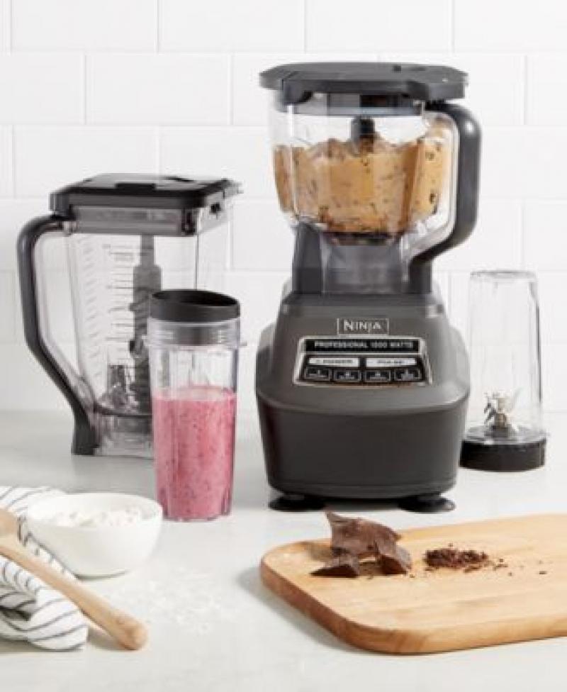 ihocon: Ninja BL770 Blender & Food Processor, Mega Kitchen System 食物調理機/食物處理機