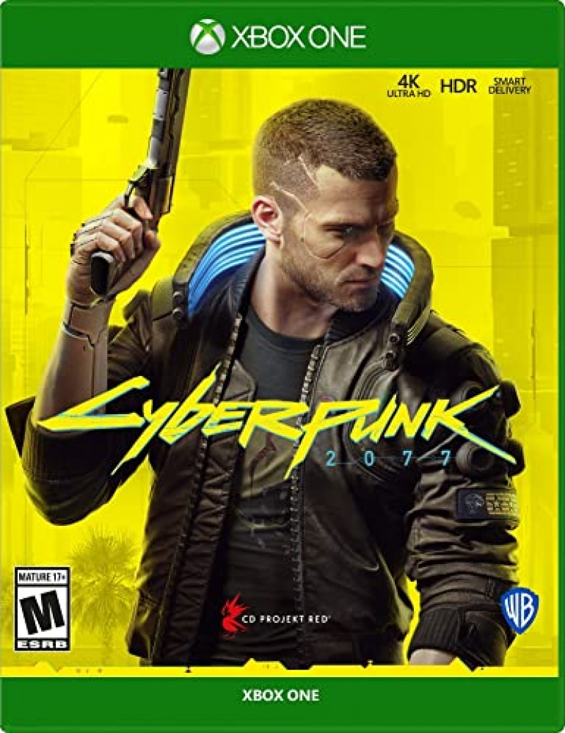 ihocon: Xbox One遊戲 - Cyberpunk 2077
