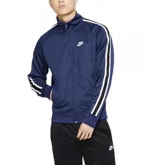 ihocon: Nike Men's Sportswear Track Jacket 男士運動夾克