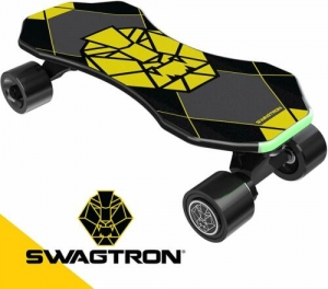 ihocon: Swagtron NG3 Teens Smart Sensors Mini E-Cruiser Skateboard 青少年迷你電動滑板