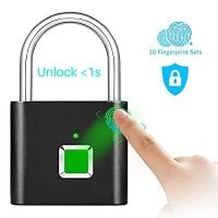 ihocon: TOWODE Fingerprint Keyless Anti-Theft Smart Lock 智能指紋鎖