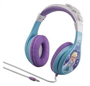 ihocon: eKids KIDdesigns Frozen Headphones 兒童冰雪奇緣耳機