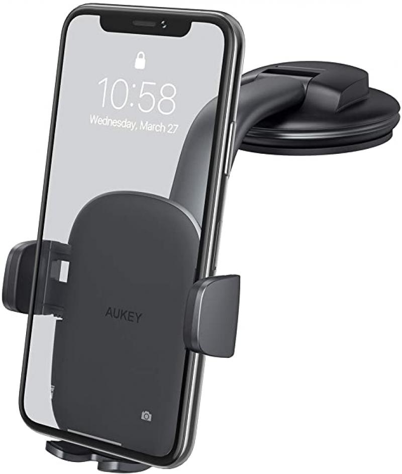 ihocon: AUKEY Car Phone Mount 吸盤式汽車手機話支架