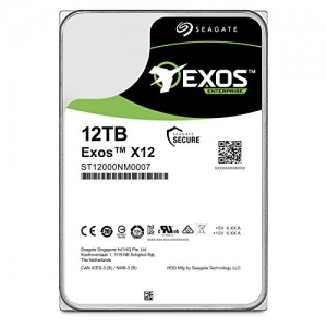 ihocon: Seagate Exos X12 12TB SATA 6Gb/s 256MB Cache Enterprise Hard Drive 3.5 電腦硬碟