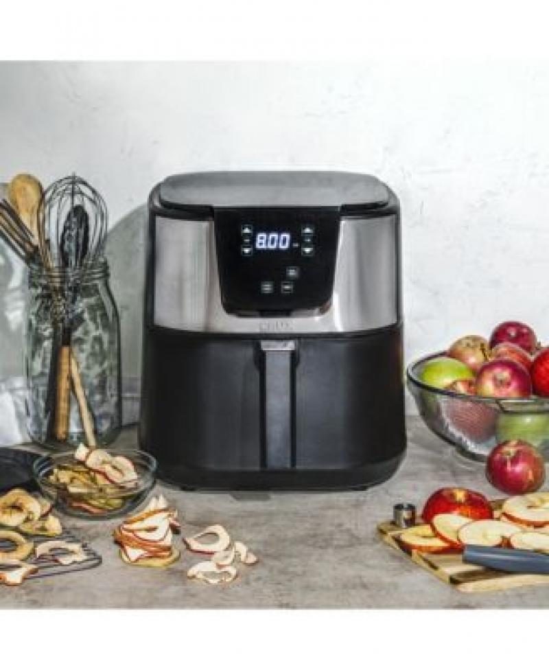 ihocon: Crux 6.3-Quart Digital Touchscreen Electric Air Fryer氣炸鍋