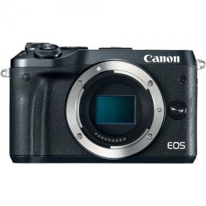 ihocon: Canon EOS M6 Mirrorless Digital Camera (Body Only, Black)無鏡單反相機