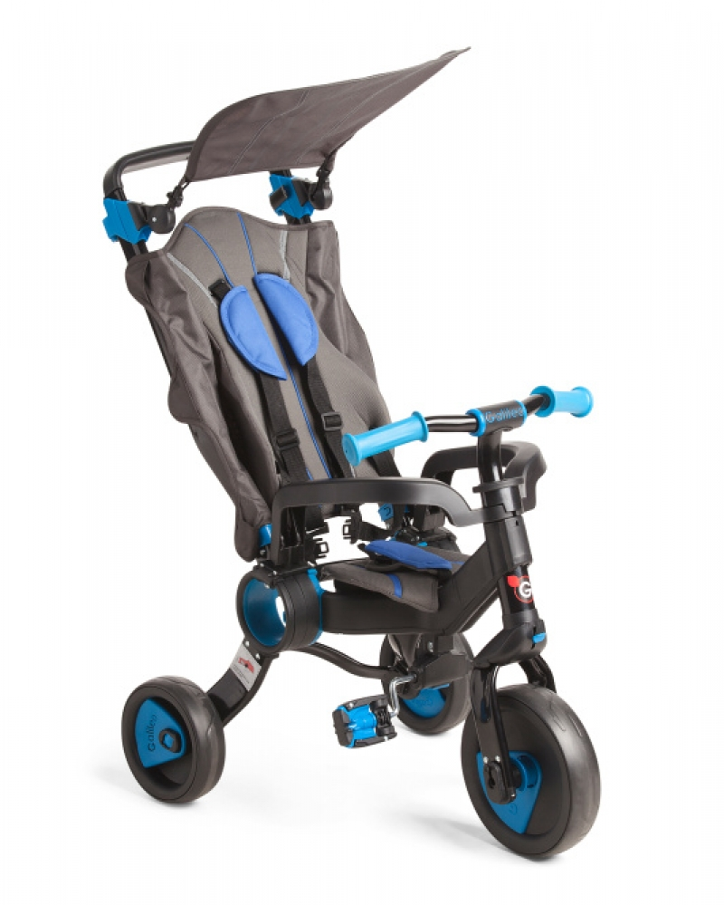 ihocon: GALILEO 3-in-1 Stroller Tricycle 三合一嬰兒推車三輪車