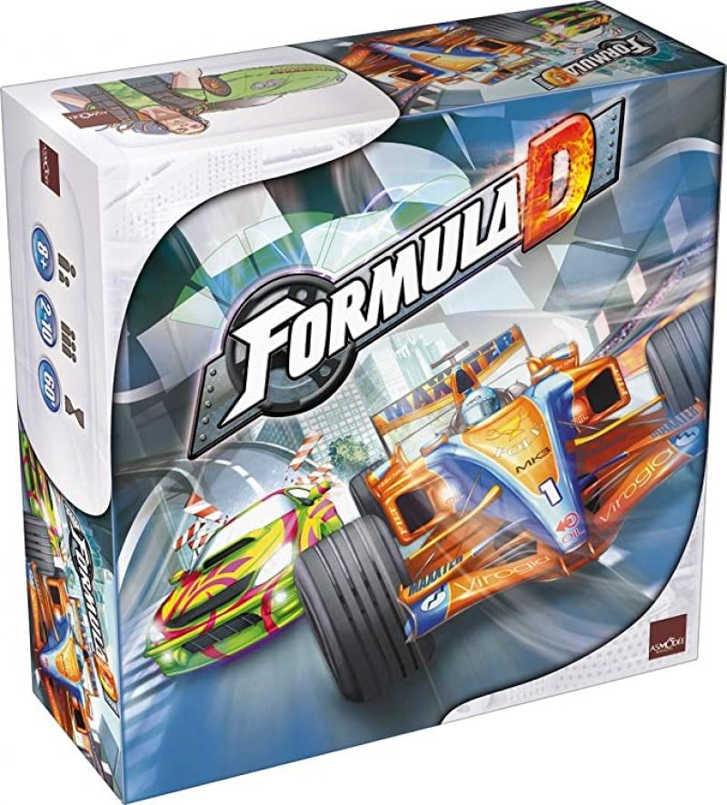 ihocon: 桌遊 - Formula D