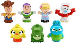 ihocon: Toy Story Disney 4, 7 Friends Pack by Little People