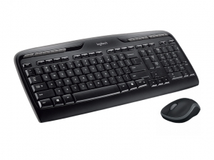 ihocon: Logitech MK320 Wireless Combo 羅技無線鍵盤及滑鼠