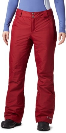 ihocon: Columbia Bugaboo Omni-Heat Insulated Snow Pants - Women's 女士雪褲