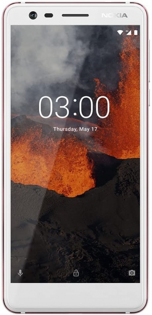 ihocon: [Unlocked無鎖] Nokia 3.1 5.2 16GB Dual Sim 4G Android Smartphone 手機