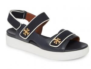 ihocon: TORY BURCH Kira Logo Slingback Sandal 女士涼鞋
