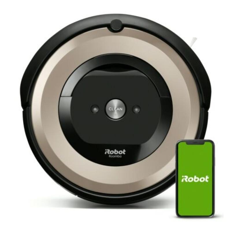 ihocon: [原廠翻新機] iRobot Roomba E6198 Vacuum Cleaning Robot - Manufacturer Certified Refurbished! 智能吸地機器人
