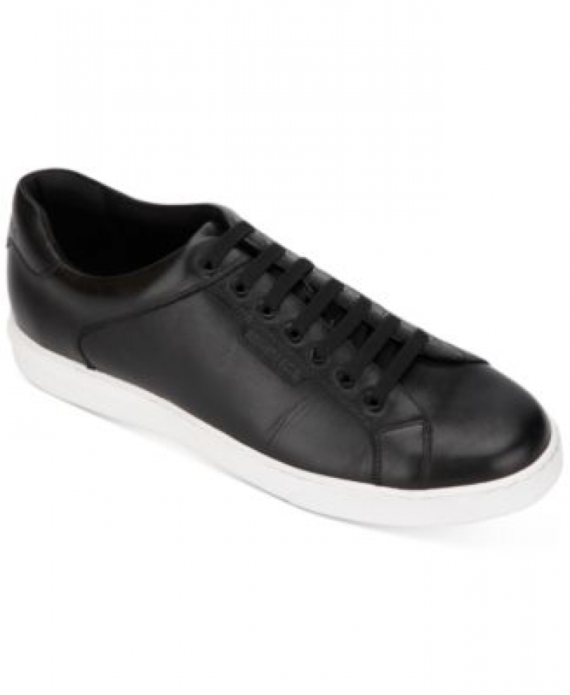 ihocon: Kenneth Cole New York Men's Liam Tennis-Style Sneakers 男鞋