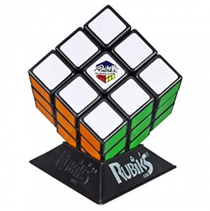 ihocon: Hasbro Gaming Rubik's 3X3 Cube, Puzzle Game, Classic Colors 魔術方塊