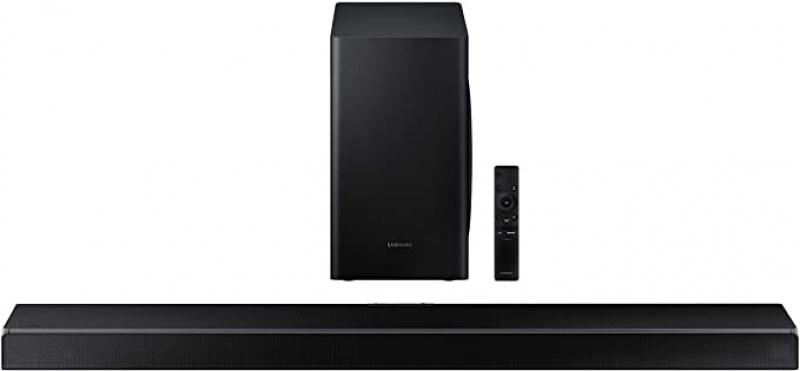 ihocon: SAMSUNG HW-Q60T 5.1ch Soundbar with 3D Surround Sound and Acoustic Beam 立體環繞聲音箱