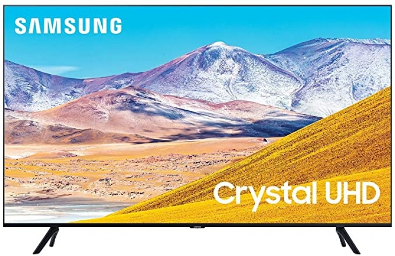 ihocon: SAMSUNG 43吋 Class Crystal UHD TU-8000 Series - 4K UHD HDR Smart TV with Alexa Built-in 智能電視