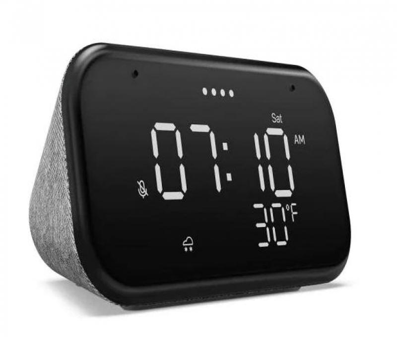 ihocon: Lenovo Smart Clock Essential 智能鬧鐘