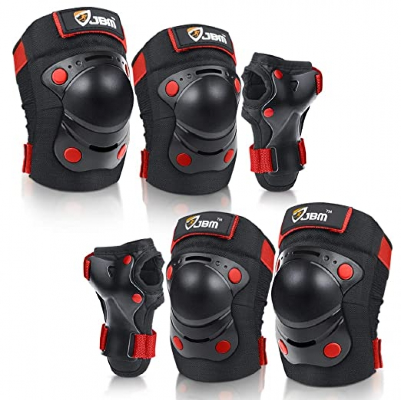 ihocon: JBM Kids / Child Knee Pads and Elbow Pads (3-5 years old)) 兒童護膝/護肘/謢腕