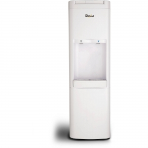 ihocon: Whirlpool Commercial Water Dispenser Water Cooler with Ice Chilled Water Cooling Technology, White 商用冷水飲水機