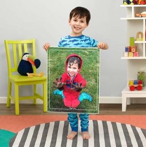 ihocon: 11吋 x 14吋 Custom Photo Poster