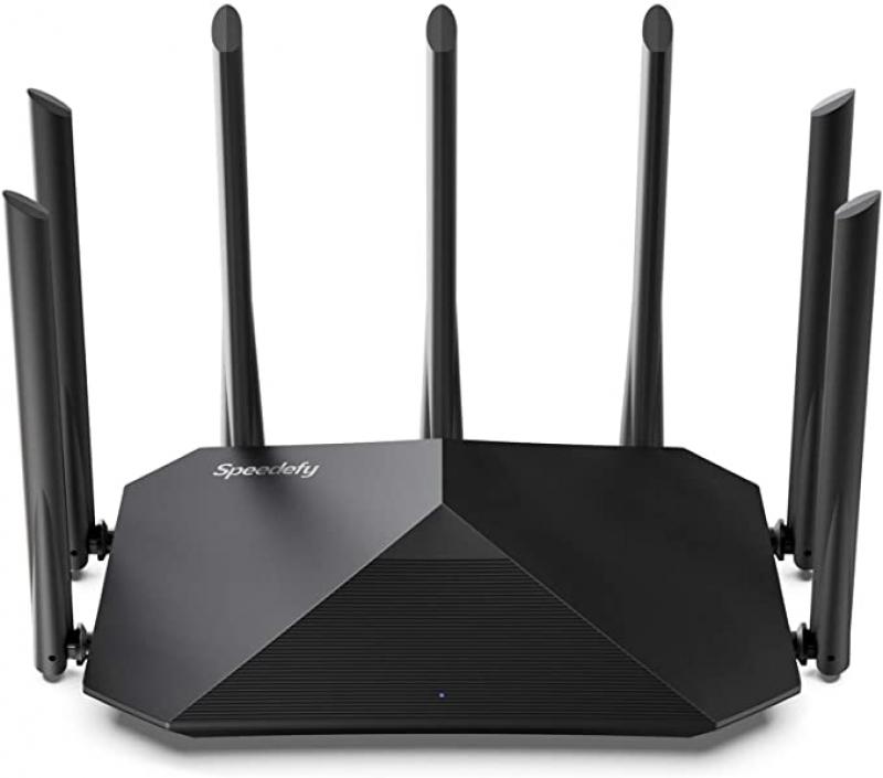 ihocon: Speedefy AC2100 Smart Dual Band Gigabit Wireless Router雙頻路由器