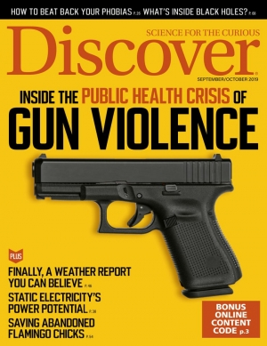 Discover Magazine 一年8期 $12.99(原價$19.95)