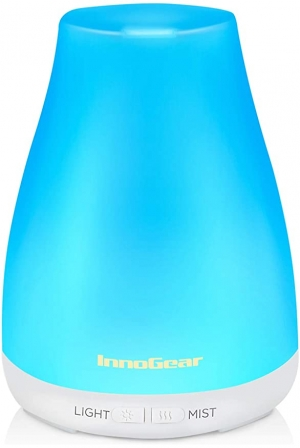 ihocon: InnoGear 100ml Aromatherapy Essential Oil Diffuser Portable Ultrasonic  香精油擴香機