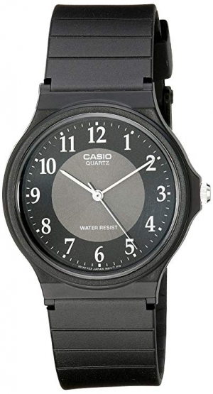 ihocon: Casio Men's MQ24-1B3 Watch卡西歐男錶