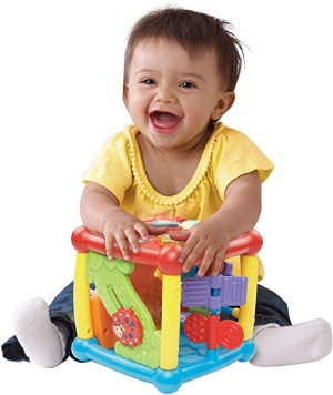 ihocon: VTech Busy Learners Activity Cube 兒童學習玩具