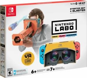[Nintendo Switch]Labo Toy-Con 04: VR Kit $19.99(原價$39.99)