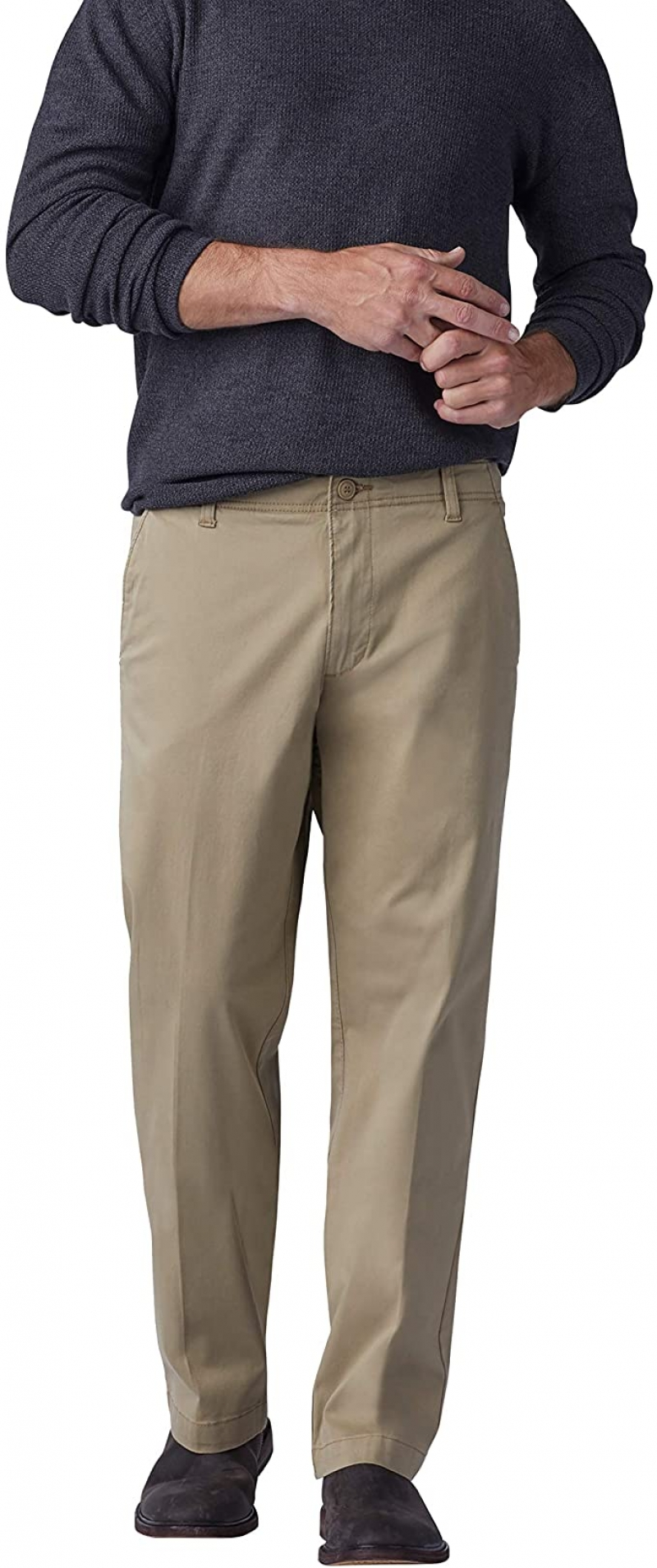 ihocon: Lee Men's Performance Series Extreme Comfort Straight Fit Pant 男士長褲