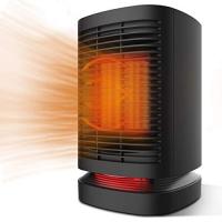 ihocon: BOSAMAX Portable Space Ceramic Heater, 950W 小型陶瓷電暖爐